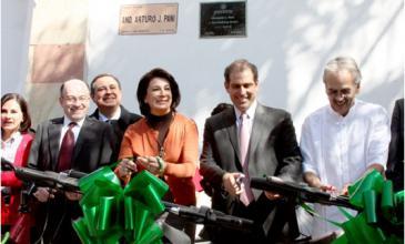 Beneficiamos a más de 35 mil ciclistas en Aguascalientes