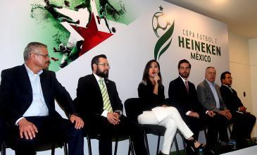 Convocatoria Copa Heineken México Fútbol 7