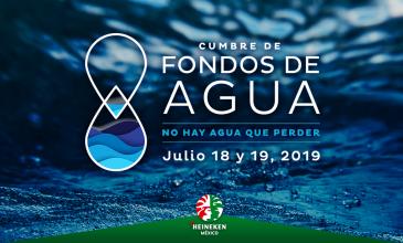 HEINEKEN México participa en la Cumbre de Fondos de Agua 2019