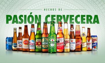 En HEINEKEN México estamos Hechos de Pasión Cervecera