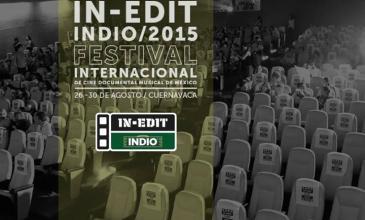 Indio In-Edit celebra la música y el cine con 'rockumentales'