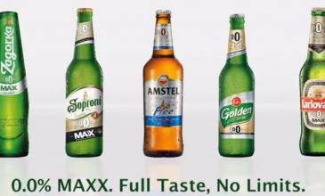Lanzan 0.0% MAXX: sin nada de alcohol y con todo el sabor de HEINEKEN