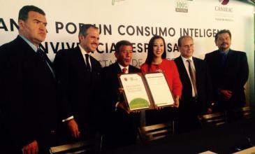Convenio con Metepec permitirá fomentar Consumo Inteligente®
