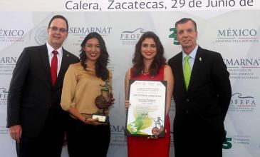 Cuauhtémoc Moctezuma Heineken México recibe reconocimiento por excelencia ambiental
