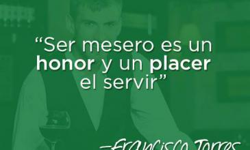 """""""Soy Mesero"""": reconociendo y capacitando el espíritu de servicio"""