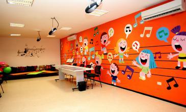 'Studio', una gran iniciativa de CM para que los niños aprendan música