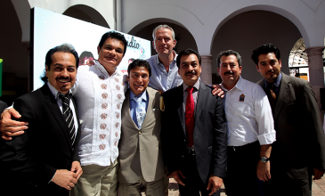 ¡Inauguramos Studio Cuauhtémoc Moctezuma!