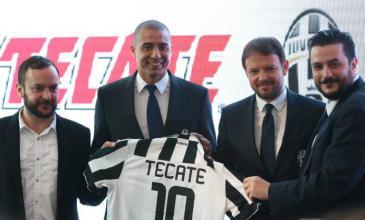Tecate, patrocinador oficial de la Juventus en México