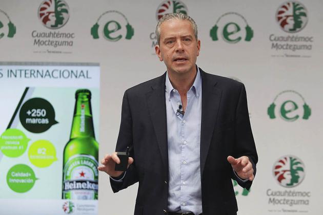 Cuauhtémoc Moctezuma refrenda crecimiento en México