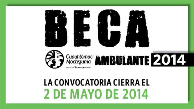 Abren Convocatoria Beca Cuauhtémoc Moctezuma- Ambulante 2014