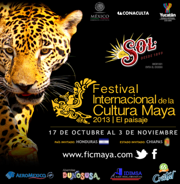 Haremos del FICMAYA el mejor escaparate de la cultura maya