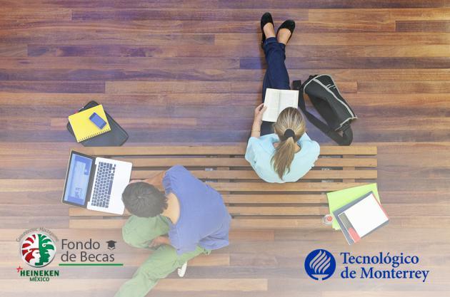 Conoce el Fondo de Becas CM - HEINEKEN México