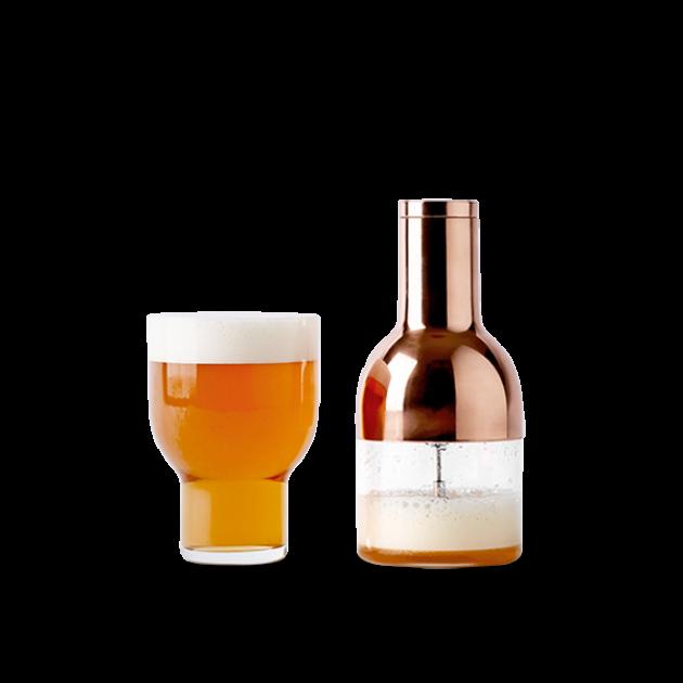 Espuma perfecta para tu cerveza