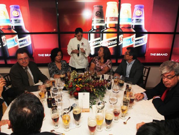 Bohemia Chocolate Stout se invitó a un grupo de periodistas a vivir la experiencia gastronómica