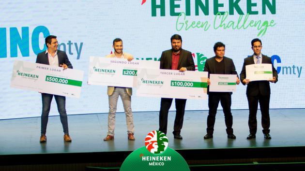 Así nació la primera edición del HEINEKEN Green Challenge