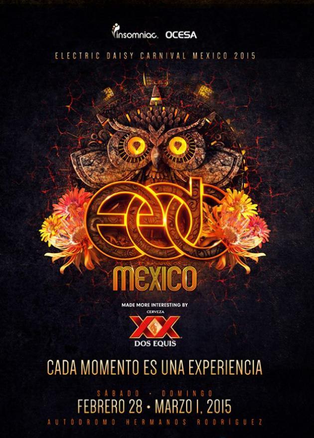 Déjate llevar por la mejor música electrizante en el EDC México