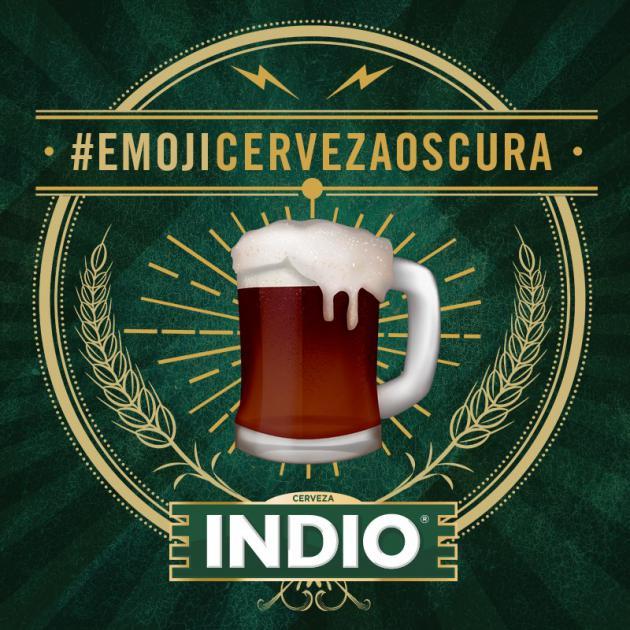 ¡Levantemos la voz por un emoji de cerveza oscura!