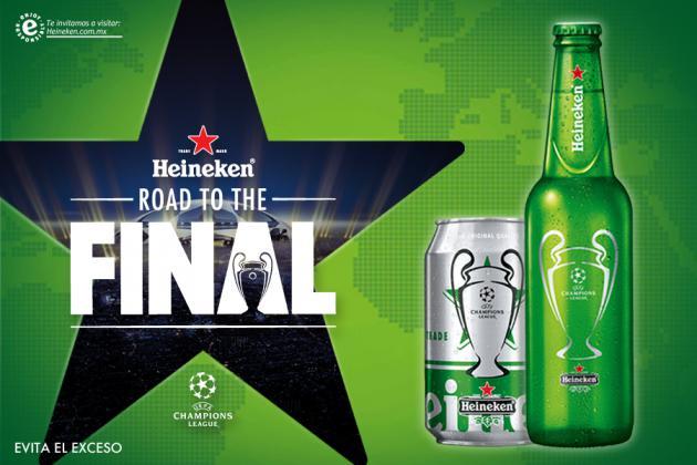 ¿Te gustaría ir a la final de la UEFA Champions League?