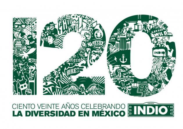 INDIO celebra a lo grande sus 120 años rindiendo tributo a la diversidad mexicana