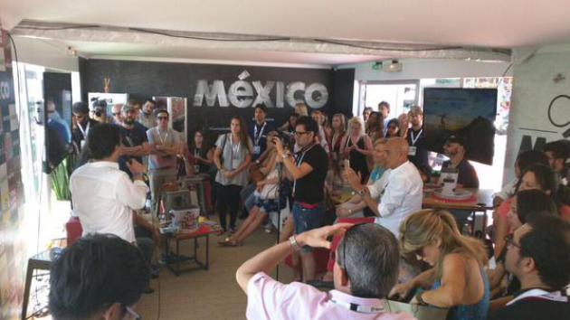 Cerveza Sol, con el talento mexicano en Cannes