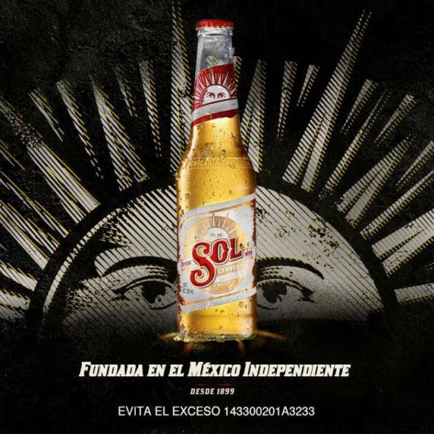 Cerveza Sol: nacida en un México con actitud independiente