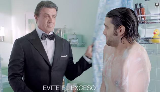 """""""Somos Box"""", la nueva campaña de Tecate… y Sylvester Stallone"""
